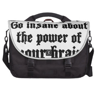 Go Insane About The Power Of Your Brain Bag For Laptop