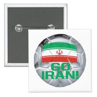 Go Iran 2 Inch Square Button