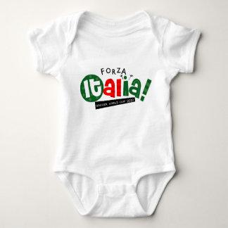 Go Italy World Soccer T Shirts