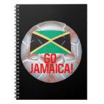 Go Jamaica Note Books