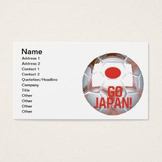 Go Japan Business Card