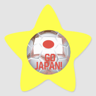 Go Japan Stickers