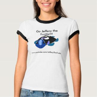 Go Jeffery the Turtle T-shirt