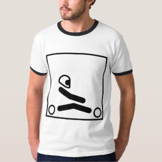 Go Kart Figure T-Shirt