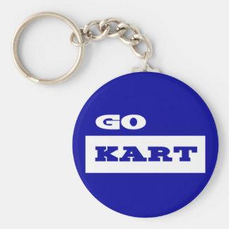 Go Kart Keychain