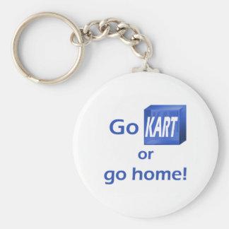 Go KART or go home! Keychain
