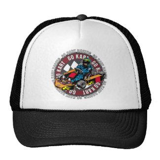 Go Kart Racing Trucker Hat