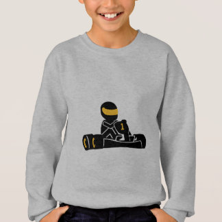 Go Kart racing Sweatshirt