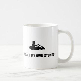 Go-Karting Coffee Mug