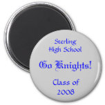 Go Knights! Magnet