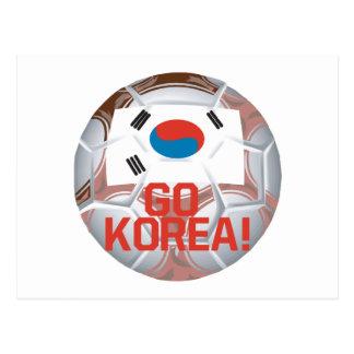 Go Korea Postcards