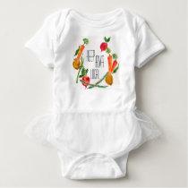 Go Local RVA Farm Fresh Design Baby Baby Bodysuit