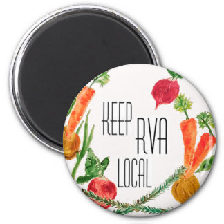 Go Local-RVA Magnet