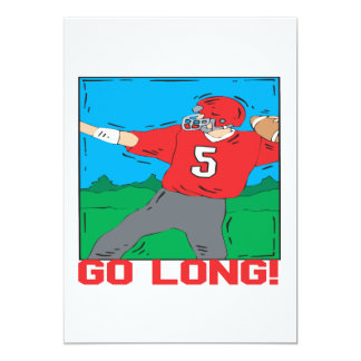 Go Long Card