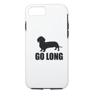 Go Long Dacshund iPhone 7 Case