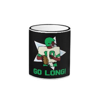 Go Long Ringer Coffee Mug