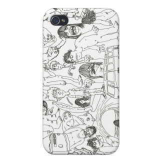 Go Longboard iPhone 4 Case