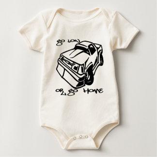 Go Low Baby Bodysuit