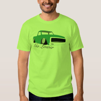 Go Lower, Chevy c10 pick-up Tshirts