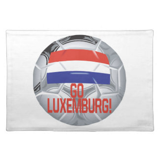 Go Luxemburg Cloth Placemat