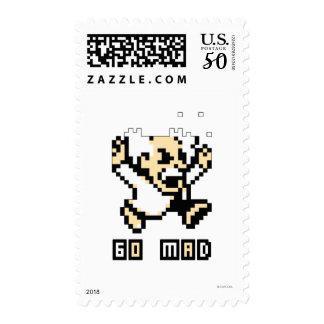 Go Mad! Postage
