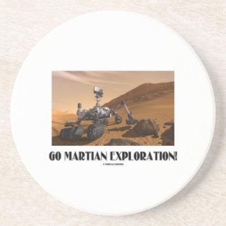 Go Martian Exploration! (Mars Rover Curiosity) Coaster