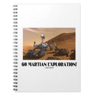 Go Martian Exploration! (Mars Rover Curiosity) Notebook