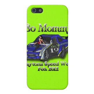 Go Mommy Daytona Race Week 2012 iPhone SE/5/5s Cover