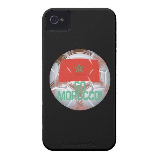 Go Morocco iPhone 4 Case