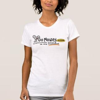 Go Mousey dotCOM T Shirts