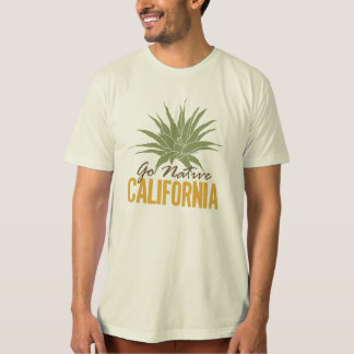 Go Native California Shirt