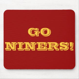 Go Niners Mousepad