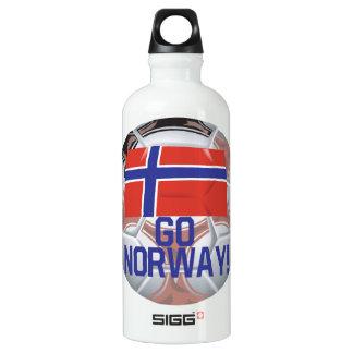 Go Norway Aluminum Water Bottle