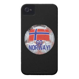Go Norway Case-Mate iPhone 4 Case