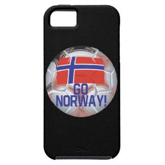Go Norway iPhone SE/5/5s Case