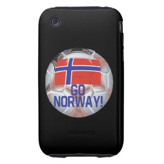 Go Norway Tough iPhone 3 Cover