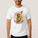 Go Nuclear Cockroach Style T Shirt