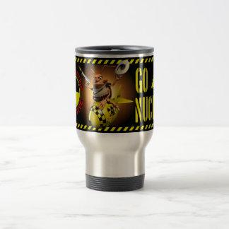Go Nuclear Cockroach Style Travel Mug