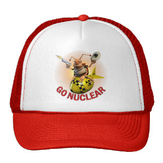 Go Nuclear Hat