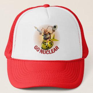Go Nuclear Trucker Hat