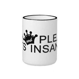 GO NUTS mug - choose style color