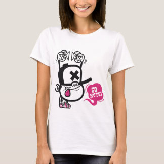 go_nuts! T-Shirt