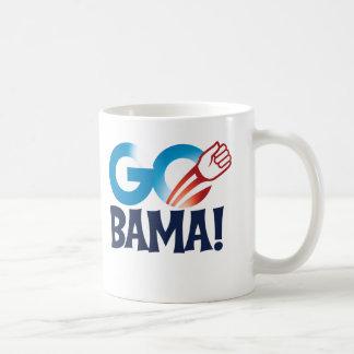 Go Obama Coffee Mugs