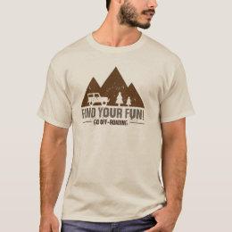 Go Off-Roading T-shirt
