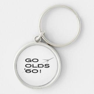 Go Olds '60 Keychain