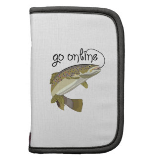GO ONLINE FISHING ORGANIZER