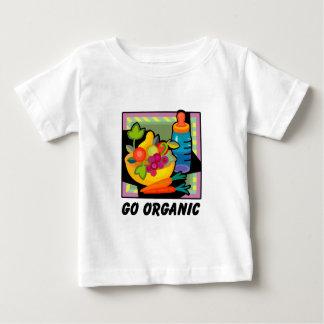 Go Organic Baby T-Shirt