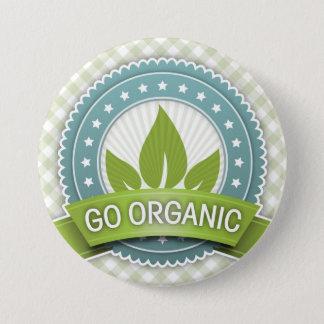 Go Organic Button