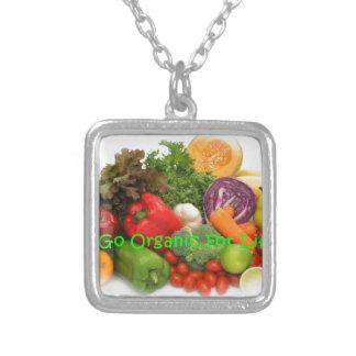 Go Organic For Life Custom Jewelry
