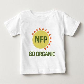 Go Organic, Practice NFP Baby T-Shirt
